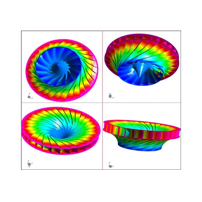 结构设计 - 有限元分析(FEA)