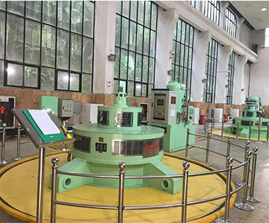 湖北省锁金山电站冲击式机组改造